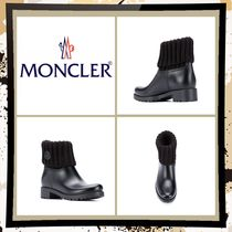 ☆MONCLER(モンクレール) リブ ディテール ブーツ  送料込み☆