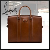 Christian Louboutin  Streetwall Briefcase ルブタン バッグ