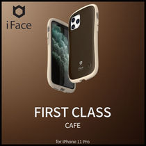 ★iFace正規品★iFace iPhone11 Pro FIRST CLASS CAFEケース★