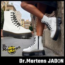 【Dr.Martens】JADON 8EYE BOOT WHITE