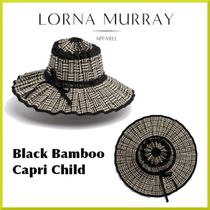 ★大人OK!!★Lorna Murray**Black Bamboo Capri Child**