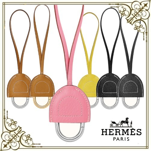 HERMES☆キーホルダー In-the-Loop インザループ チャーム (HERMES/雑貨・その他) 57984465