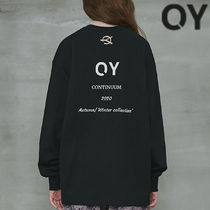 ★OY★METAL SIDE ZIPPER SLEEVE T-BLACK★正規品/韓国直送料込