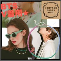 ★BTS V着用★VINTAGE HOLLYWOOD★Color Spread Beads Necklace