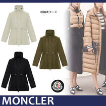 【MONCLER】20/21AW OCRE マイクロファイバー☆ブルゾンパーカー
