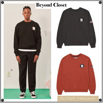beyond closetのAPOLLO COLLECTION CLASSIC WAPPEN SWEAT-SHIRTS