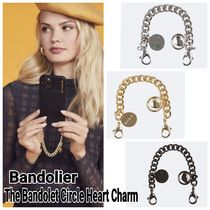 送料込*Bandolier*The Bandolet Circle Heart Charm チャーム