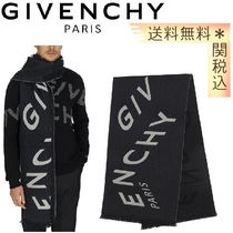 【GIVENCHY】defracted scarf