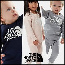 THE NORTH FACE Kids スウェット 上下セット 2-6才