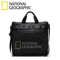 ★NATIONAL GEOGRAPHIC★Big Logo Tote Bag