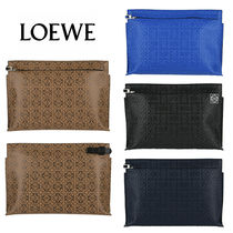 LOEWE*T POUCH REPEAT アナグラム Tポーチ バッグ