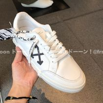 【Off-White】20/21AW新作 LOW VULCANIZED ARROWS スニーカー