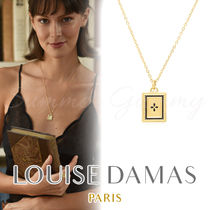 Louise Damas 》Jo Large pendant necklace★ネックレス