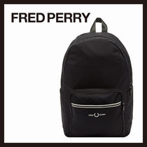 【FRED PERRY】AUTHENTIC SPORTS TWILL バックパック