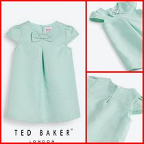 Ted Baker 『関税込み』ガールズ ピケ ワンピース R959