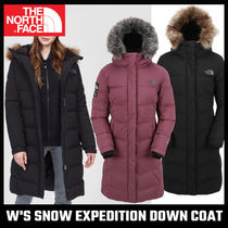 【THE NORTH FACE】W'S SNOW EXPEDITION DOWN COAT