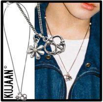 KUJAAN(クジャーン) ネックレス・チョーカー ★BTS ジョングク着用★KUJAAN★Daisy & Peace Necklace★人気
