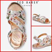 Ted Baker 『関税込み』花柄 サンダル R962