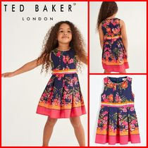 Ted Baker 『関税込み』ボーダープリント ワンピースR965