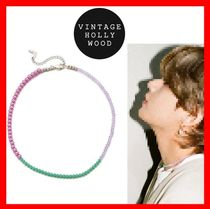 VINTAGE HOLLYWOOD(ヴィンテージハリウッド) ネックレス・チョーカー ★人気★BTS V着用 関税込★VINTAGE HOLLYWOOD★Beads Necklace