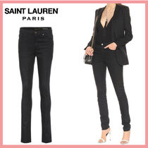 SALE☆SAINT LAURENT High-rise skinny jeans☆送料関税込