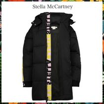 Stella McCartney Kids☆Logo Puffer Coat ロゴパファーコート