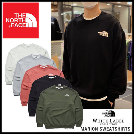THE NORTH FACE スウェット・トレーナー THE NORTH FACE☆20-21AW MARION SWEATSHIRTS_NM5ML51