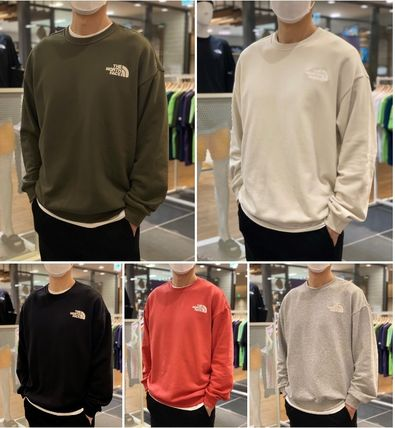 THE NORTH FACE スウェット・トレーナー THE NORTH FACE☆20-21AW MARION SWEATSHIRTS_NM5ML51(2)