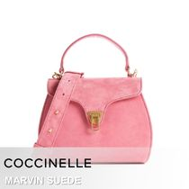 COCCINELLE :: コチネレ MARVIN SUEDE MINI