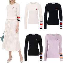 V2052 WOOL CASHMERE SWEATER
