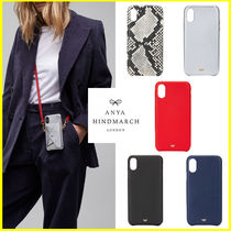 ☆ANYA HINDMARCH☆iPhone X/XS 用ケース 5色☆送料込み☆