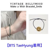 【BTS TaeHyung着用】Make a Wish Bracelet_Smile