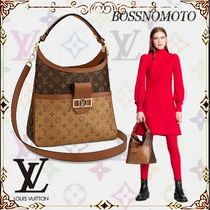 【Louis Vuitton】★新作★ ホーボー・ドーフィーヌ MM