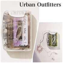 【Urban Outfitters】おしゃれ☆クリア カセットプレーヤー