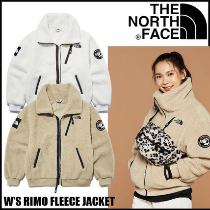 【THE NORTH FACE 】W'S RIMO FLEECE JACKET