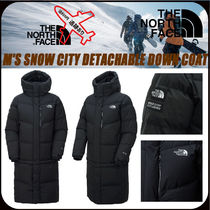【THE NORTH FACE】20-21FW/M'S SNOW CITY DETACHABLE DOWN COAT