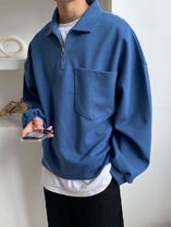 [ASCLO] ASCLO Caring Collar MTM Sweatshirt (4 Color)