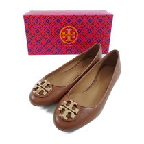 TORY BURCH::CLAIRE フラットシューズ:8[RESALE]