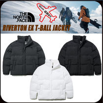 【THE NORTH FACE】RIVERTON EX T-BALL JACKET★男女兼用
