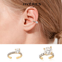 [HYERES LOR] Etincelle Point Ear Cuff Full★パクジフン着用