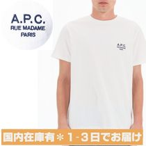 *A.P.C.* アーペーセー Tシャツ ロゴ