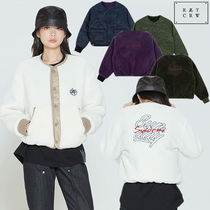 ★ROMANTIC CROWN★日本未入荷 WOMANS REVERSIBLE FLEECE JACKET