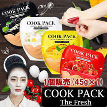 [ETTANG COOK PACK The Fresh]日本未入荷!韓国モデリングパック
