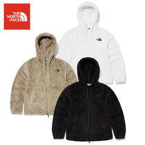 ★THE NORTH FACE★ NJ4FL61 COMFY EX HOOD FLEECE ZIP UP