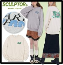 ★関税込★SCULPTOR★SCULPTOR Bubble Gum Sweatshirt★