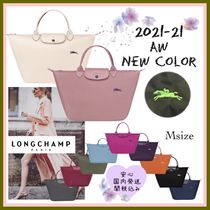 2020AW新作Longchamp*LE PLIAGE CLUB*手提げ M