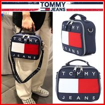 ☆Tommy☆ FLAG MINI CROSSOVER BAG ☆正規品・男女兼用☆