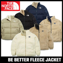 【THE NORTH FACE】BE BETTER FLEECE JACKET REVERSIBLE