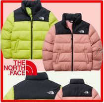 ☆新作☆THE NORTH FACE☆K'S COLOR T-BALL NUPTSE EX JACKET☆