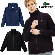 Lacoste (ラコステ) Full Zip Field Nylon CanvasJacket 2カラー